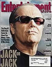 Entertainment Weekly Magazine - January 3, 2003 - Jack Nicholson (About Schmidt) - Elijah Wood
