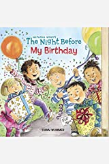 The Night Before My Birthday Kindle Edition