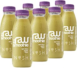 Nosh Detox aE The Raw SmoothieaE aE 8 x 250ml Revitalise Rejuvenate Spirulina Apple Mint Sugar Free-Freshly Made Smoothie Detox Drink to help Weight Loss Awarded Silver Place – Healthy Food Drinks Awards 2015 Estimated Price : £ 32,99