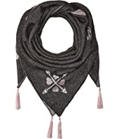 BCBGeneration - Cupids Arrows Knit Bandana