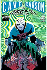 Cave Carson Has a Cybernetic Eye (2016-2017) #5 (English Edition) eBook Kindle