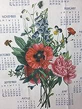 Best calendar 2018 flowers Reviews
