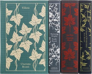 The Brontë Sisters (Boxed Set): Jane Eyre, Wuthering Heights, The Tenant of Wildfell Hall, Villette