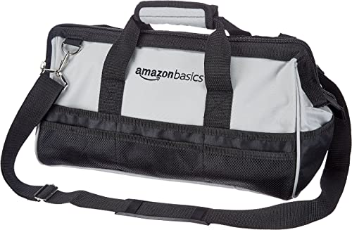 AmazonBasics Large Tool Bag - 17 Inch - Small