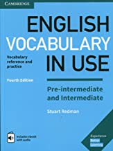 English Vocabulary in Use Pre-intermediate and Intermediate Book with Answers and Enhanced eBook Fourth Edition