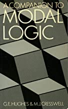 A Companion to Modal Logic