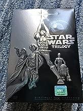 Star Wars Original Trilogy plus Extras / Episodes 4-5-6 / A New Hope – The Empire Strikes Back – Return of the Jedi / ENGLISH Audio [European DVD Region 2 PAL]