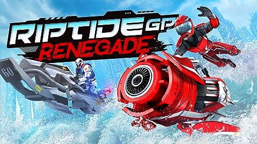 『Riptide GP: Renegade』のトップ画像