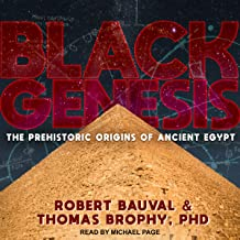 Best black genesis the prehistoric origins of ancient egypt Reviews