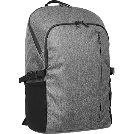 Amazon Basics Campus Backpack for Laptops up to 15-Inches - Grey