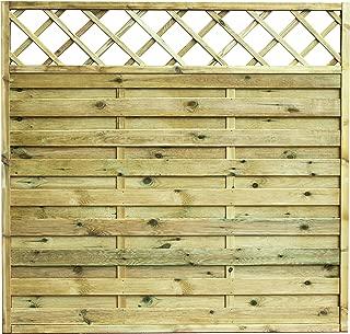 Divisori In Legno Per Giardino.Amazon It Pannelli Divisori Giardino E Giardinaggio