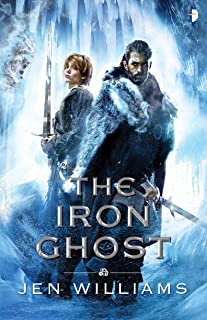The Iron Ghost (The Copper Cat Book 2)