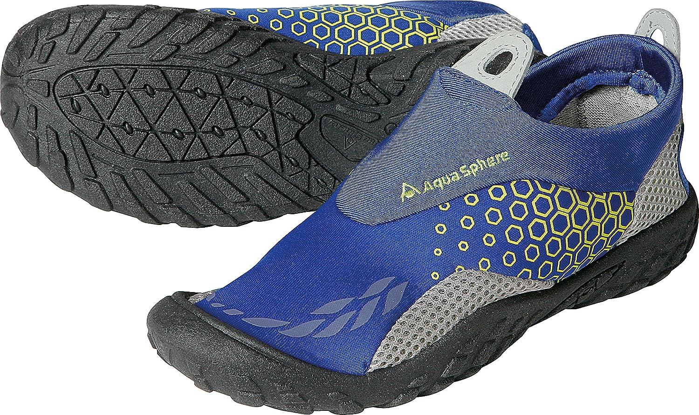 Aqua Sphere Sporter Water shoes 8 Black bluee