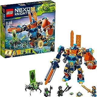 Mejor Lego Nexo Knights 2018 de 2020 - Mejor valorados y revisados