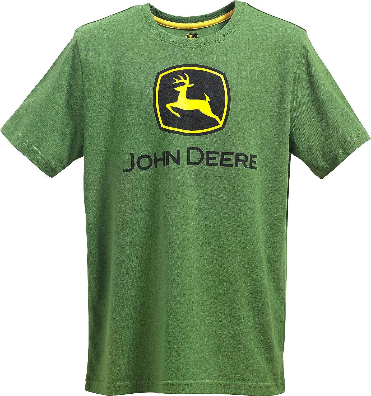 John Deere Boys' Logo Tee