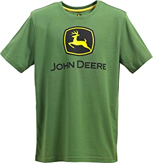 John Deere Big Boys Logo Tee