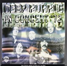 deep purple concert