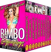 Bimbo Beginnings: 10-Story Erotic MC Bundle