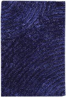 MA Trading Handmade Tweed Blue Area Rug (India)
