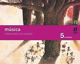 Música. 5 Primaria. Savia (Madrid)