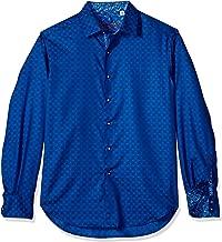 Robert Graham Men's Diamante Long Sleeve Shirt