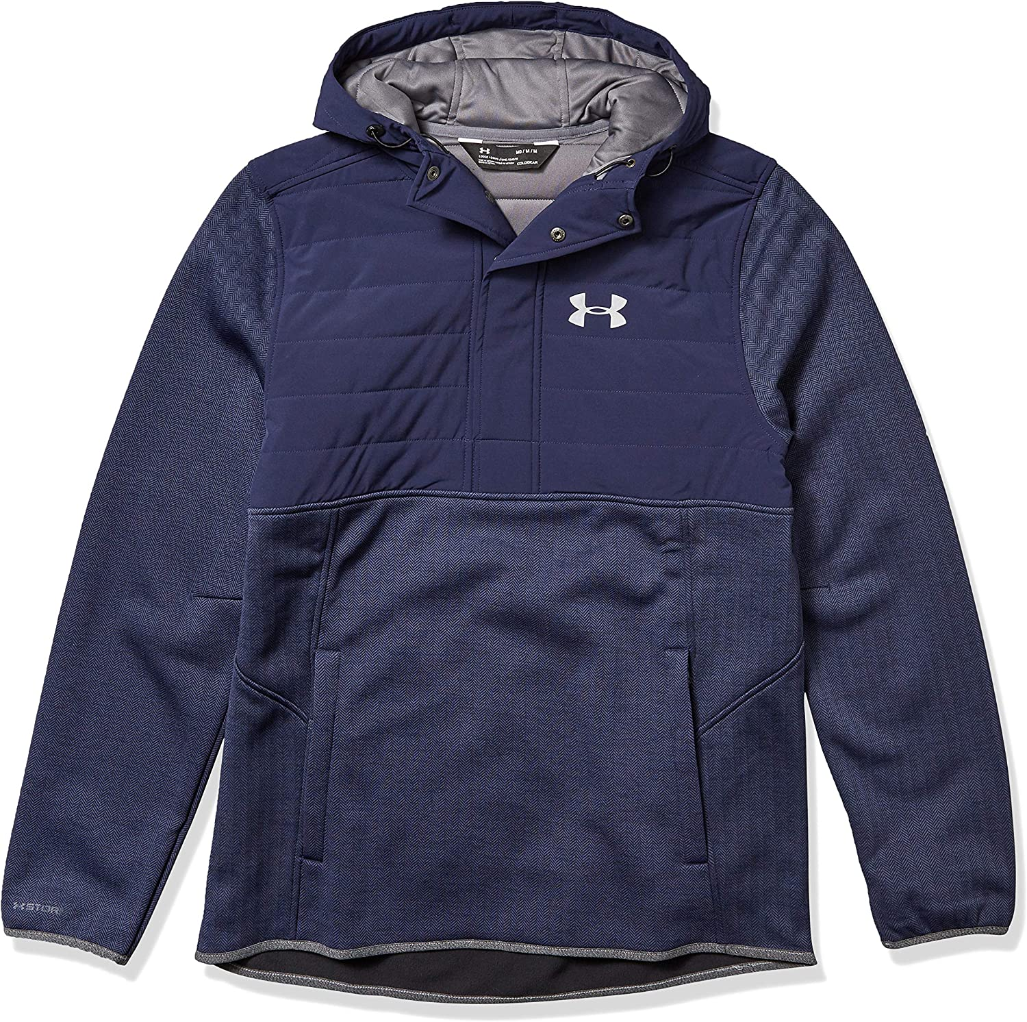 Under Armour Mens Storm Henley swacket