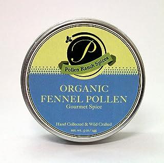 Pollen Ranch | Fennel Pollen | Organic Spice | 0.5 oz.