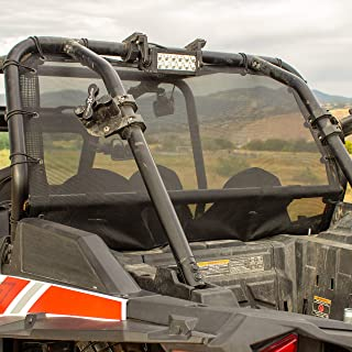 rzr xp rear window