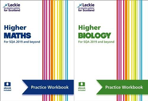 Leckie Higher Practice Workbook (2 Book Series)