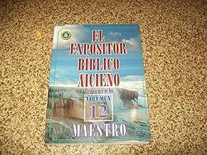 El Expositor Biblico, Tercer Ciclo, Volumen 8, Maestro