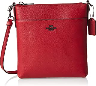 Coach Crossbody for Women-Red