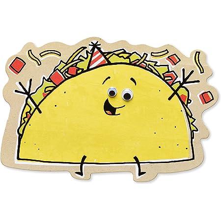 American Greetings Funny Birthday Card (Taco)