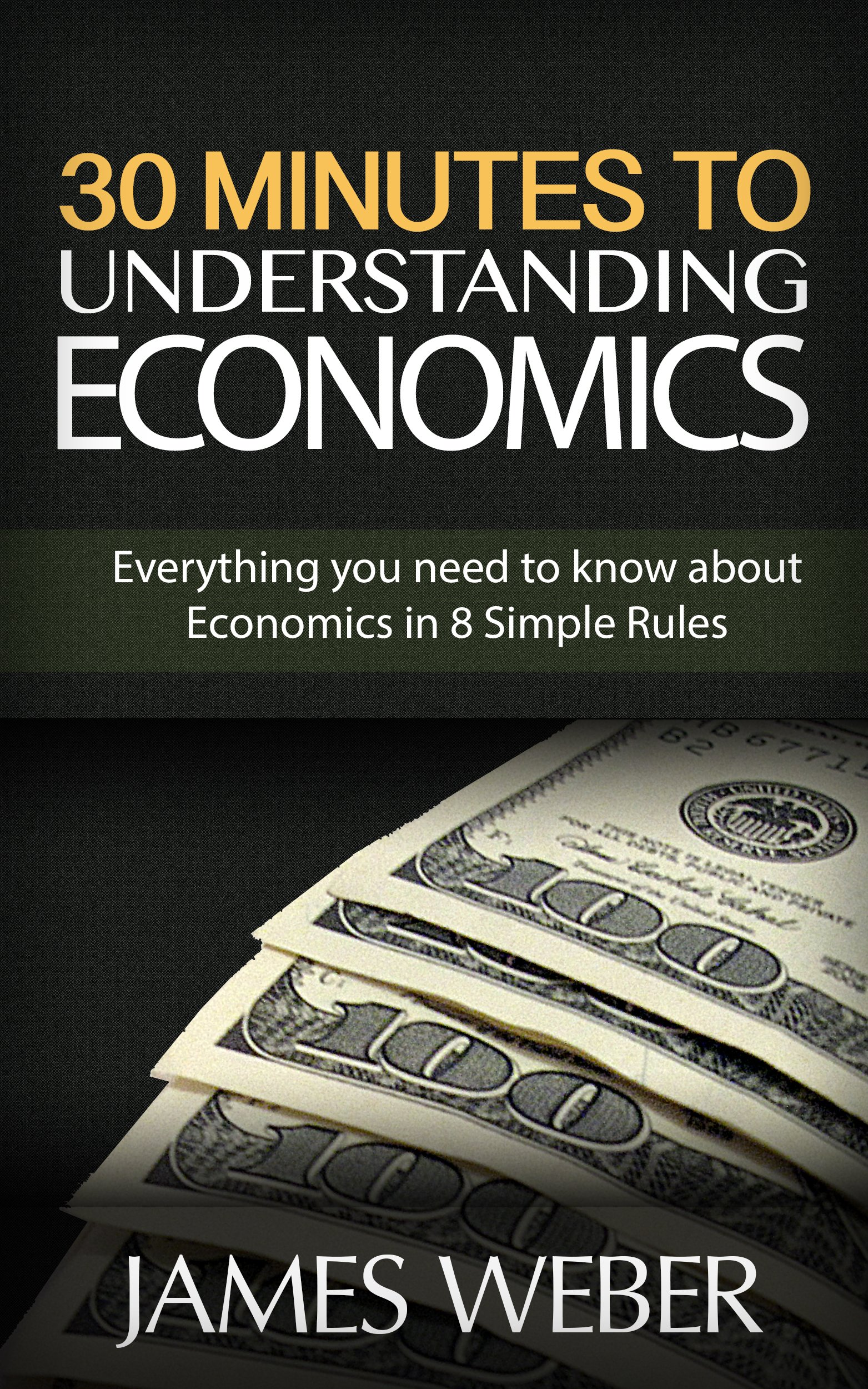 Economics: The 30 Minutes Guide to Understanding Economics: Everything you need to know about Economics in 8 Simple Rules (Understanding Economics, Economics Book, Economics Explained)