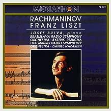 Rhapsody on a Theme of Paganini, Op. 43: V. Variation 4. più vivo