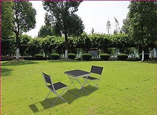 Giardino in alluminio pressofuso panchine 100 cm parco verde Terrazzo Posti a sedere allaperto,Green