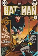 Batman Comic Issue #253 (November 1973)