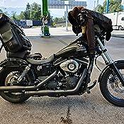 Saddlemen 3515 0096 Drifter Deluxe Sissy Bar Tasche Mit Rolltasche Schwarz Auto