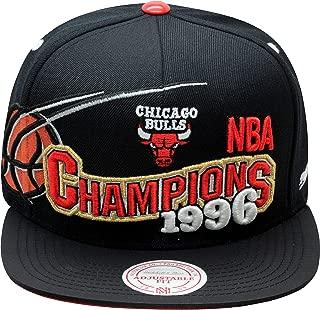 bulls finals hat