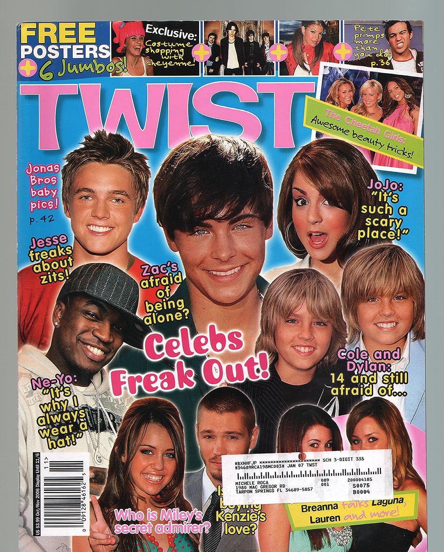 Twist-Oct ! Super beauty product restock quality top! Nov Cyrus-Ne-Yo-Fashion-Beauty-Romance San Antonio Mall 2006-Miley