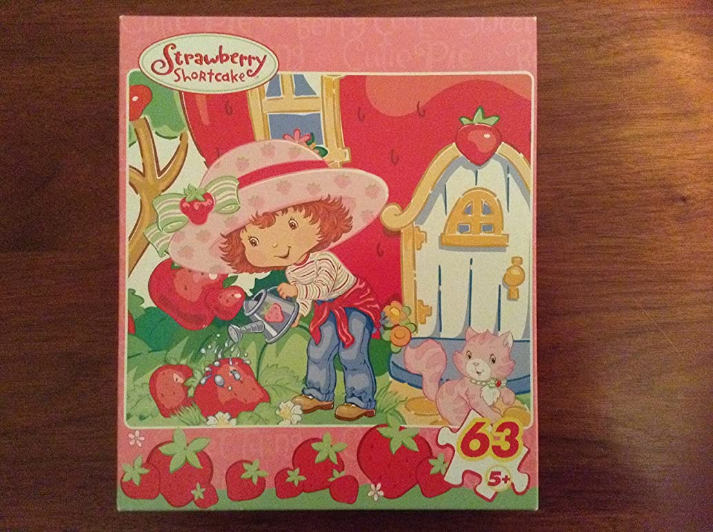Growing Sweeter 63 Piece Strawberry Shortcake Puzzle