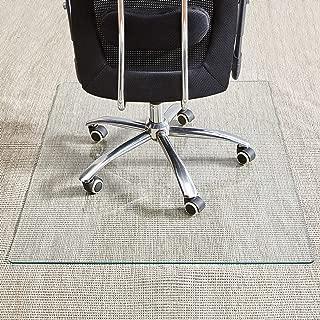 Tempered Glass Chair Mat, 36