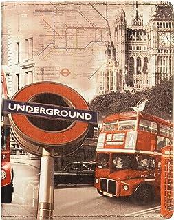 Danielle Enterprises World Travel Vintage Tablet Case, London