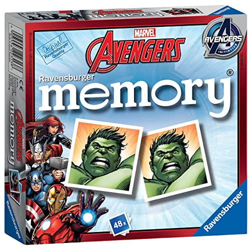 Ravensburger Marvel Avengers Assemble Mini Memory Game