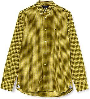 Tommy Hilfiger Micro Buffalo Check Shirt Camisa para Hombre