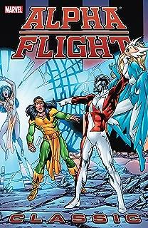 Alpha Flight Classic Vol. 3 (Alpha Flight (1983-1994))