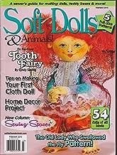 Soft Dolls & Animals Magazine February/March 2015