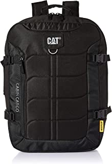 CAT Millenial Cargo 38 Ltrs Black Casual Backpack (83430-01)