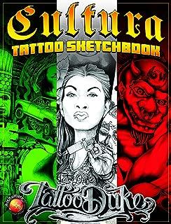 Cultura Tattoo Sketchbook  (Tattoo-U)