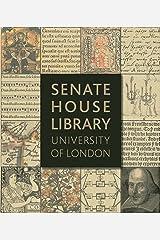 Senate House Library, University of London Hardcover