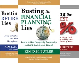 Busting the Money Myths Book Series (5 Book Series)